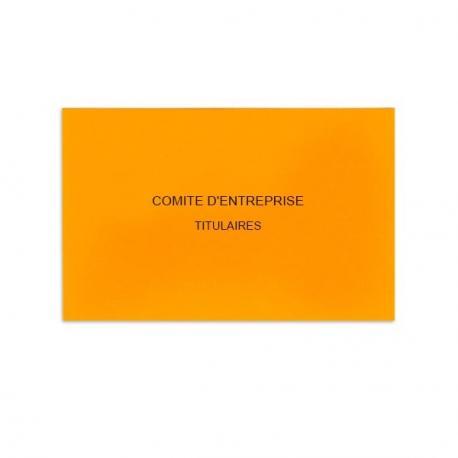 Comité d'Entreprise Orange