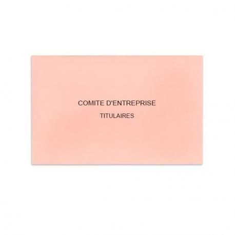 Comité d'Entreprise Rose Clair