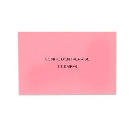 Comité d'Entreprise Rose Vif
