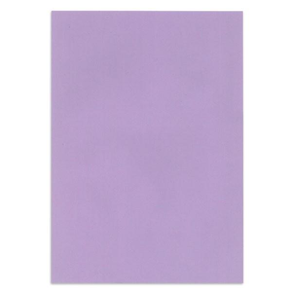Feuilles de papier couleur Lilas assorti aux enveloppes élections