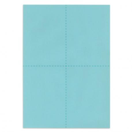 Bulletins de vote - Bleu clair