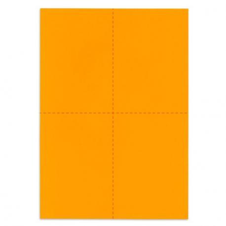 Bulletins de vote - Orange