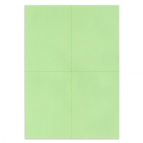 Bulletins de vote - Vert clair