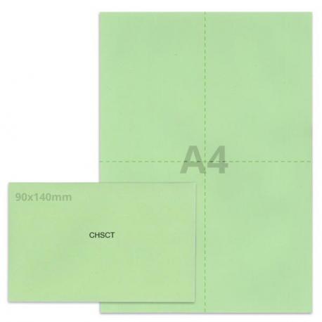 Kit élection chsct vert clair