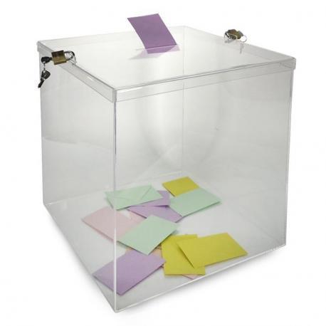 Urnes électorales 1500 électeurs