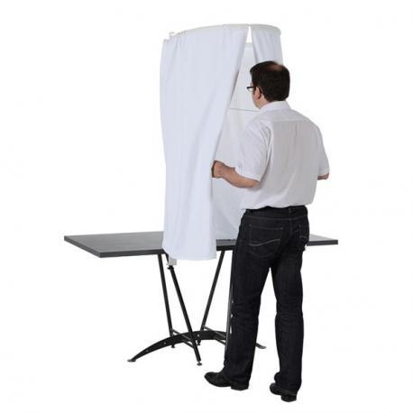 Isoloirs pour élections