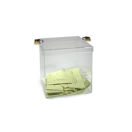 Urnes électorales 300 électeurs