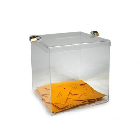 Urnes électorales 500 électeurs