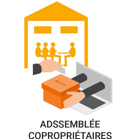 Vote électronique assemblée copropriétaires