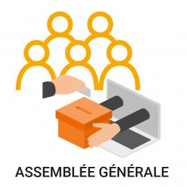 Vote électronique assemblée générale