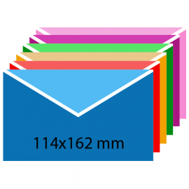 Enveloppes électorales 114x162