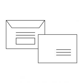 Enveloppes retour + émargement