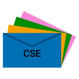 Enveloppes CSE Comité Social et Economique